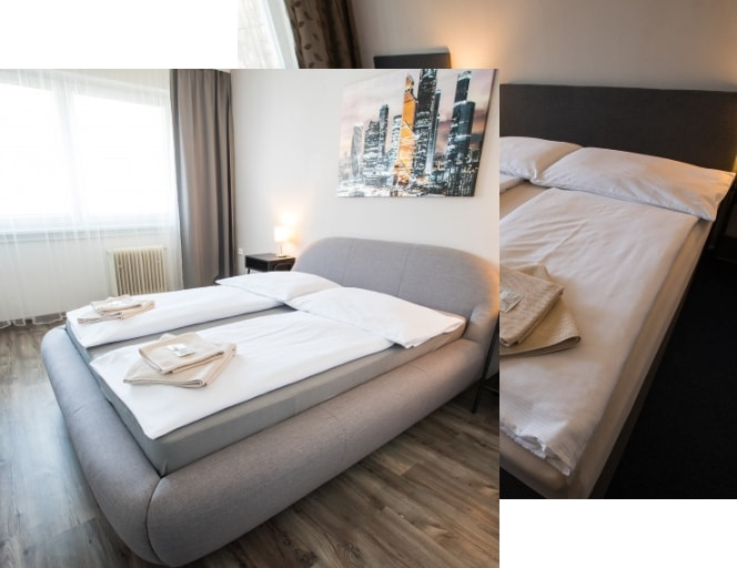 Ubytování v Hotelu A-SPORT