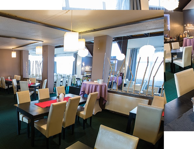 Prostorný salónek Asport hotel Brno