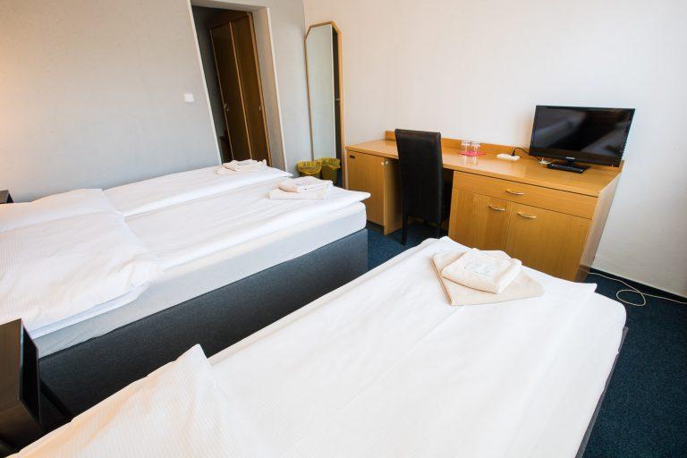 A-Sport Hotel Brno: Třílůžkový pokoj